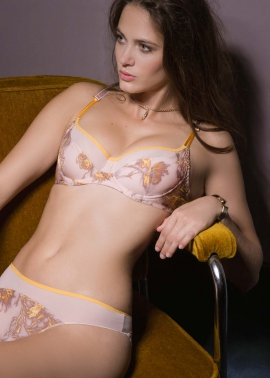 Electric Field lingerie