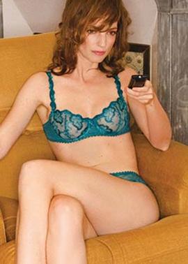 Elise Lagon lingerie