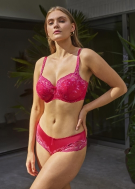 Delight Raspberry  lingerie